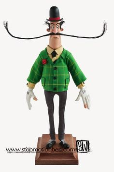 STOP MOTION BEN #stopmotionpuppet #stopmotion #puppet