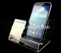 Acrylic manufacturers customize smartphone display stand CPK-061