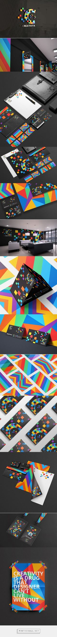 Creativita Branding on Behance | Fivestar Branding – Design and Branding Agency & Inspiration Gallery