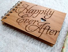 Happily Ever After Vow Book