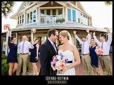 www.corinnahoffman.com - Wedding Ceremony - Atlantic Beach, FL - Wedding Photographer