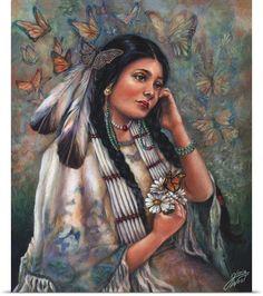 Butterfly Maiden ~ Gloria West