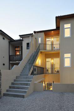 Casa en Avenida Fernão de Magalhães   / Alessandro Pepe Arquitecto