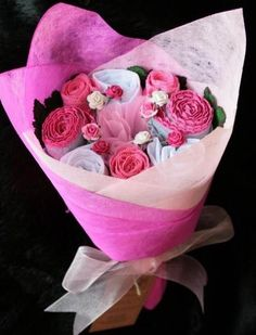 Image result for how to make a panty bouquet