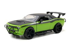 2011 Letty's Dodge Challenger SRT8 Off Road - Movie Furious 7 (2015) JadaToys 97131 1/24