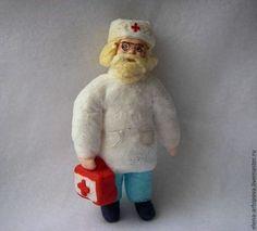 Добрый доктор Айболит.