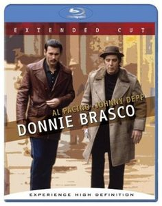 Donnie Brasco [Blu-ray] [1997] [US Import]: Amazon.co.uk: Al Pacino, Johnny Depp, Michael Madsen, Bruno Kirby, James Russo, Anne Heche, Zeljko Ivanek, Gerry Becker, Robert Miano, Brian Tarantina, Rocco Sisto, Zach Grenier, Mike Newell, Alan Greenspan, Barry Levinson, Gail Mutrux, Louis DiGiaimo, Joseph D. Pistone, Paul Attanasio, Richard Woodley: Film & TV