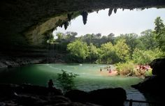 Things to do in Texas: Hike to the Hamilton Pool in Austin