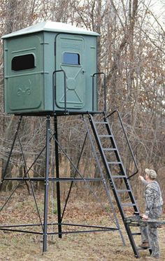 1000 Images About Deer Stands On Pinterest Deer Stands