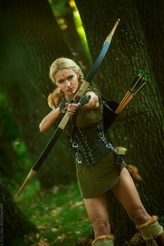 VK is the largest European social network with more than 100 million active users. Archery Poses, Archery Girl, Archer Costume, Viking Costume, Archer Characters, Woman Archer, Haha, Viking Warrior, Warrior Women