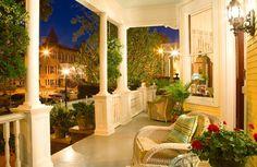 Azalea Inn & Gardens in Savannah, Georgia - was featured as a Living Social deal but I wasn't able to go at the time