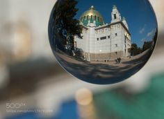 church in a ball by ewaldmario. @go4fotos
