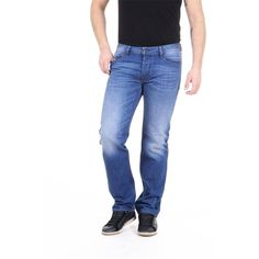 Denim Waist 30 - Length 32 - INT. S Diesel mens jeans WAYKEE 0663D L.32