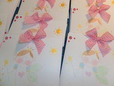 handmade christening invitations