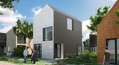 datcha house 4, Lent, 8A Architecten