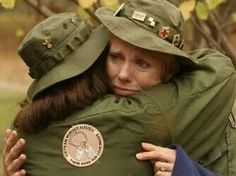 God bless the women of the Viet Nam war.  The countless hands they held while souls slipped away, the wounds they cared for.  I admire and appreciate your service.  Thank you.