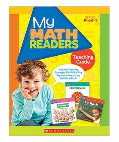 My Math Readers Classroom Paperback Set #zulily #zulilyfinds
