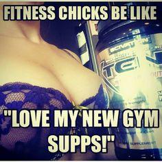 Fit women on instagram #gym #humor #bodybuilding #fitness #figure