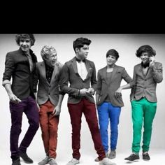 one direction, you are adorable.