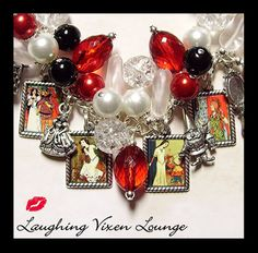 I always wanted to be Snow White  Snow White Jewelry  Fairytale Jewelry  Snow by LaughingVixenLounge, $45.00
