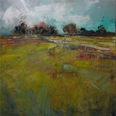 Fields unfound 60cm x 60cm oil on canvas
