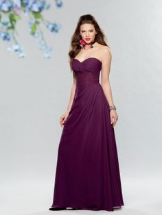 Jordan Bridesmaid Dresses - Style 649 [649] - $160.20 : Wedding Dresses, Bridesmaid Dresses and Prom Dresses at BestBridalPrices.com in purple and short or kne length