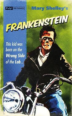 frankensteins misunderstood monster Somebody has an impulse to create, they create something that never asked to be born, it gets misunderstood nat turner was called a monster so was john brown.