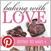 """I just read through the Baking with love catalog an immediately wanted to make everything! I'd love to win the $250 gift certificates so I can buy the 4 piece animal cookie cutters and """"princess extract"""" and Tahitian vanilla, and about a million other things."""