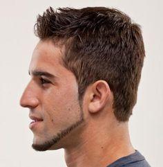 Chinstrap beards