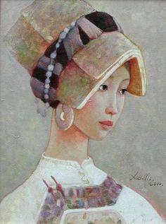 Xue Mo art.