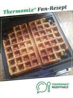 Thermomix Desserts, Christmas Cookies, Waffles, Jakarta, Breakfast, Food, Cute Baking, Cooking, Waffle Iron