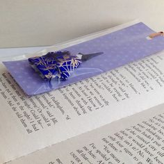 Etsy の Origami hina doll bookmark by SelectShopNORA