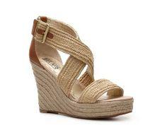 Mix No. 6 Ibeza Wedge Sandal Women's Wedge Sandals Sandals Women's Shoes - DSW