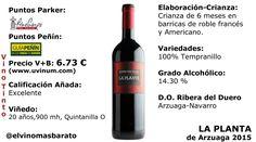 Comprar La planta 2015 | El Vino más Barato