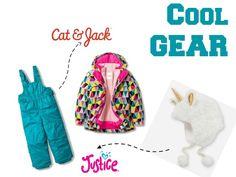 Cool Winter Gear for Kids