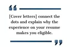 Your cover letter could be the difference between rejection and getting that interview. Here's 16 expert tips. Perfect Cover Letter, Connect The Dots, Explain Why, Resume, Lettering, Make It Yourself, Money, Writing, Silver