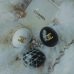 Chanel easter eggs.