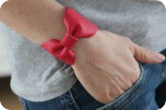 DIY Schleifenarmband von @rapantinchen ...