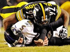 NFL Marketwatch – Baltimore Ravens at Pittsburgh Steelers