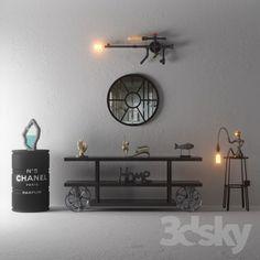 Decorative Loft Set