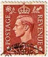 Great Britain 1950 King George VI Head Fine Used                    SG 506 Scott 283 Other British Commonwealth Stamps HERE!