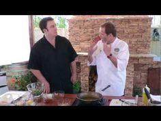 Cooking at Copley's Restaurant on Palm Canyon - Health Beauty Life The Show
