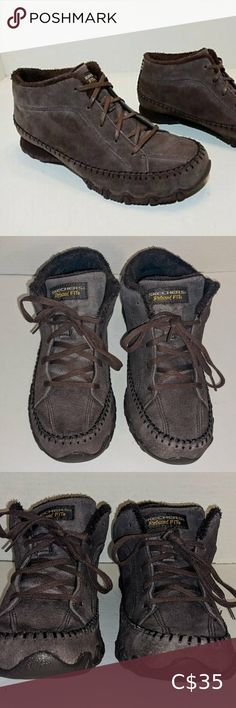 I just added this listing on Poshmark: Skechers Relaxed Fit Memory Foam Brown Moccassins. #shopmycloset #poshmark #fashion #shopping #style #forsale #Skechers #Shoes Skechers Relaxed Fit, Memory Foam, Hiking Boots, Shop My, Best Deals, Brown, Closet, Shopping, Shoes