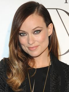 Loving this colour #oliviawilde