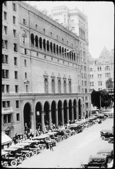 Biola's building circa 1920
