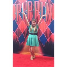 From @bea_loeb #isawpippin #pippinmusical