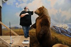 Natural History Dioramas: Seeing Through to the Other Side | The Huffington Post