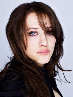 Kat Dennings love her! sorry Angelina Jolie but Kat has better lips! Kat Dennings, Beautiful Celebrities, Beautiful Actresses, Beautiful People, Gorgeous Women, Non Blondes, 2 Broke Girls, Nia Long, Portraits