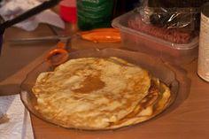 Terveyttä, veitsellä pilkkoen ja pannulla paistaen: suolaiset leivonnaiset. Tortillalätyt maidoton ja vehnätön