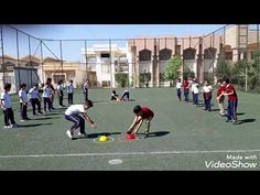 Physical Education Team work, Collaboration. - YouTube Physical Activities For Kids, Youth Group Activities, Physical Education Games, Team Building Activities, Group Games, Motor Activities, Health Education, Youth Groups, Summer Camp Games